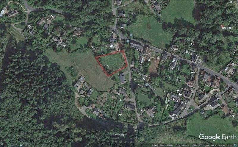 Land Commercial for sale in BREAM, NR. LYDNEY, GLOUCESTERSHIRE