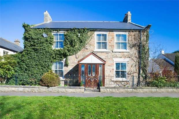4 Bedrooms Detached House for sale in Ivy House, Tudhoe Green, Tudhoe Village, Co Durham