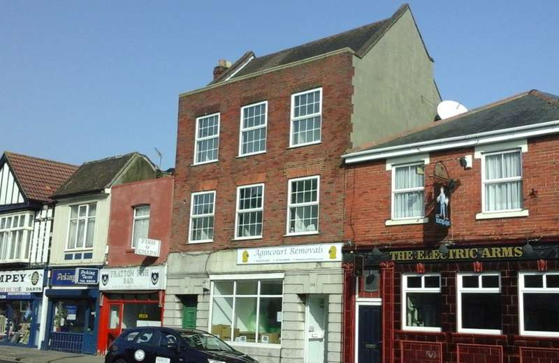 Commercial Development for sale in Fratton Road, Fratton, Portsmouth, Hampshire, PO1 5HD