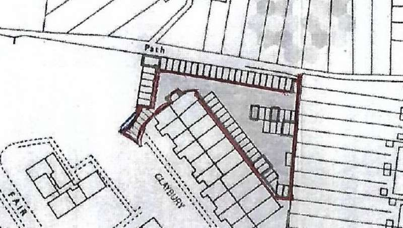 Land Commercial for sale in Claybury, Merry Hill, Bushey, Hertfordshire, WD23 1FT