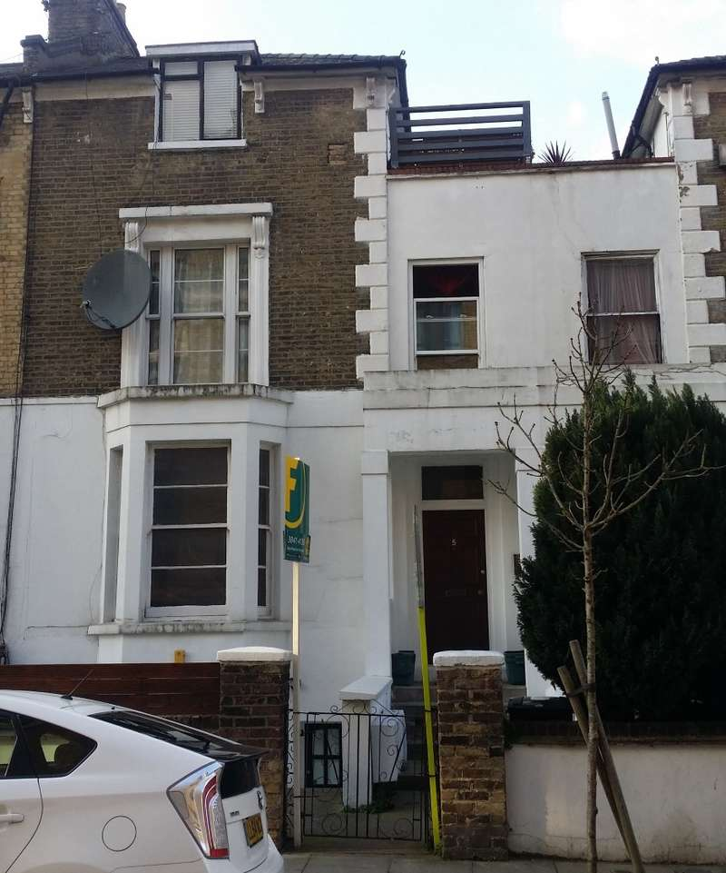 2 Bedrooms Apartment Flat for sale in Greville Road, Kilburn, London, NW6 5HY