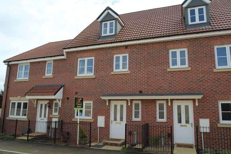 4 Bedrooms Mews House for sale in Buxton Way, Swindon