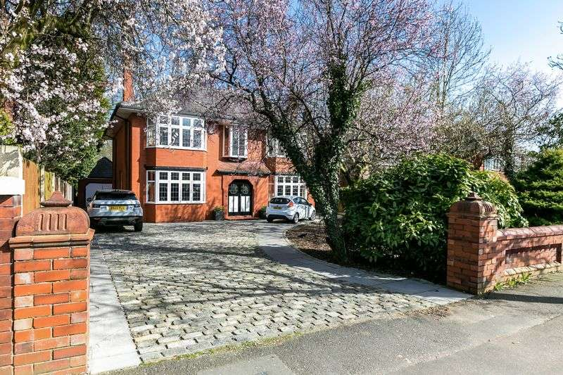 5 Bedrooms Detached House for sale in Wigan Lane, Wigan, WN1 2NT