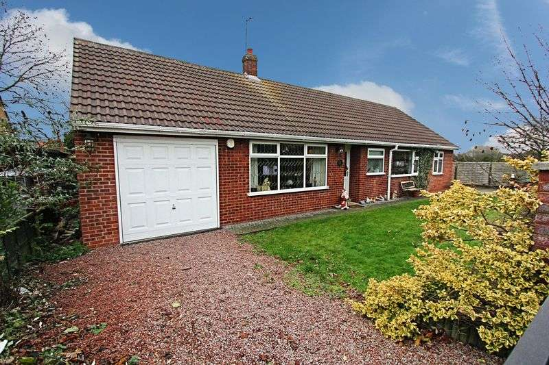 3 Bedrooms Detached Bungalow for sale in Greenway, Barton-Upon-Humber
