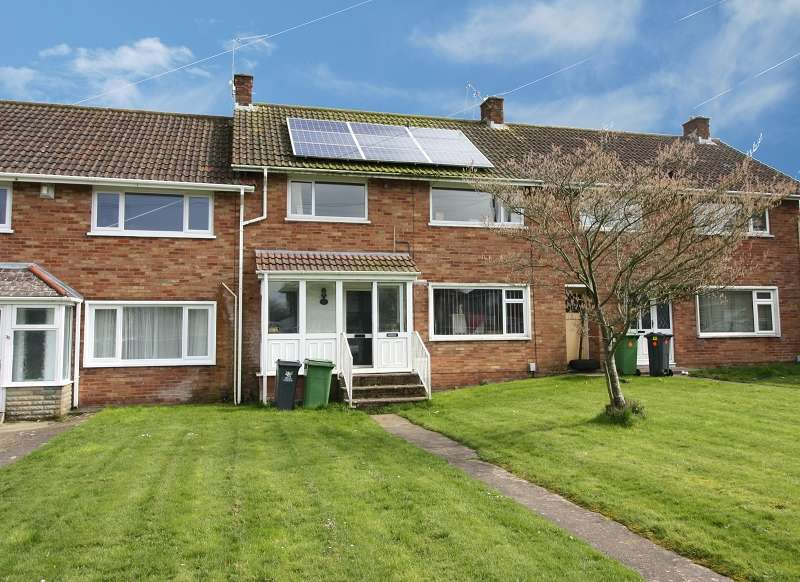3 Bedrooms Terraced House for sale in Ashcroft Crescent, Fairwater, Cardiff CF5 3RL