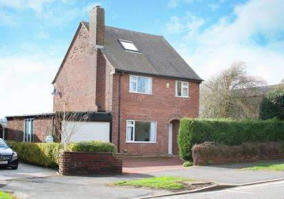 5 Bedrooms Detached House for sale in Churchside, Hasland, Chesterfield, Derbyshire