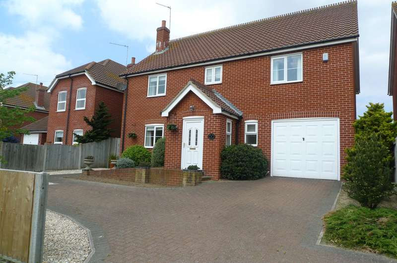 4 Bedrooms House for sale in The Old Smithy, Main Road, Filby, Great Yarmouth, NR29