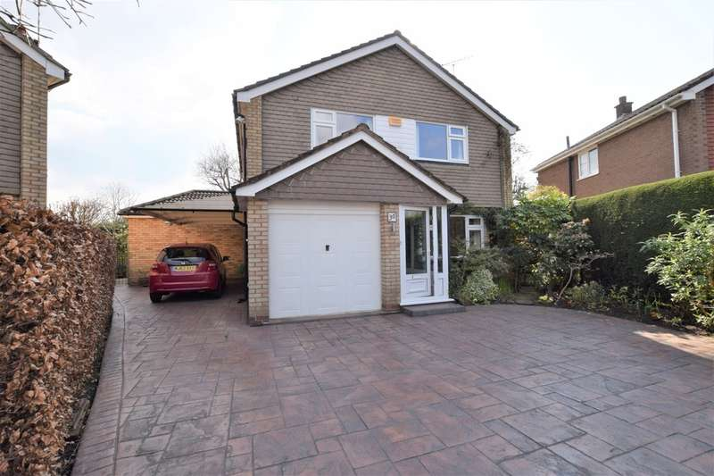 4 Bedrooms Detached House for sale in Copperfield Road, Cheadle Hulme