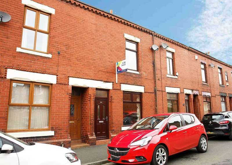 3 Bedrooms Terraced House for sale in 44 Hesketh Avenue, Shaw, Oldham