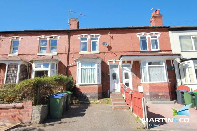 3 Bedrooms Terraced House for sale in Devon Road, Bearwood/Warley, B67