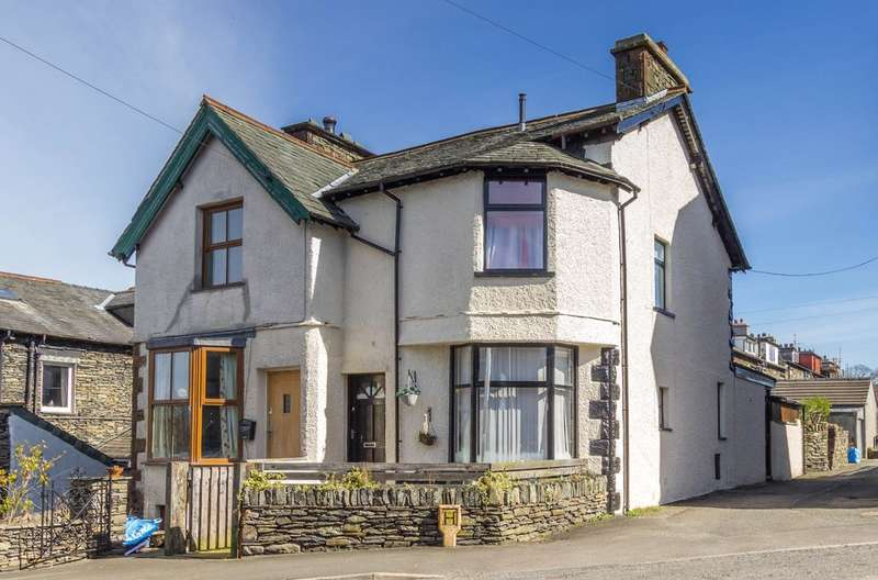 3 Bedrooms Semi Detached House for sale in 21 Park Road, Windermere