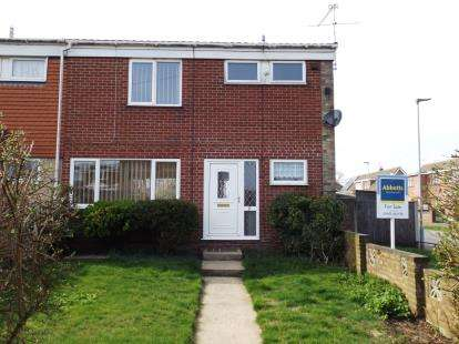 3 Bedrooms End Of Terrace House for sale in Gorleston, Great Yarmouth, Norfolk