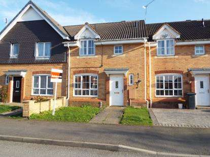 3 Bedrooms Terraced House for sale in Lilleburne Drive, Nuneaton, Warwickshire, England