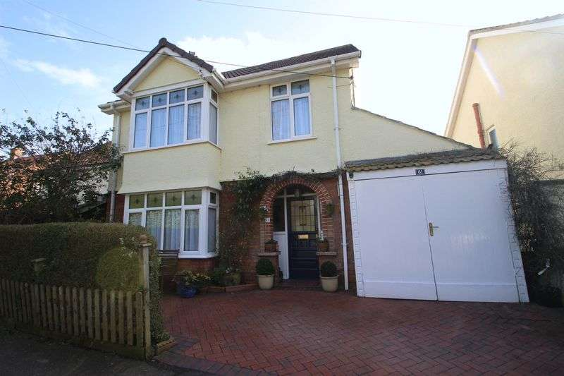 4 Bedrooms Detached House for sale in The Roman Way, Glastonbury