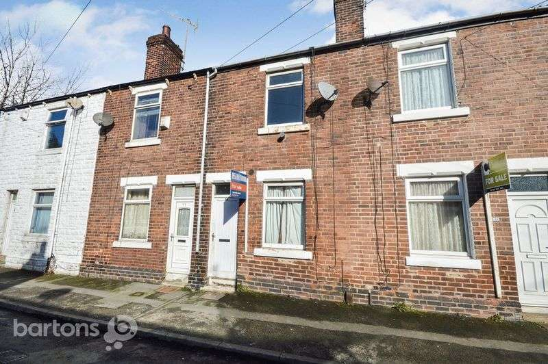2 Bedrooms Terraced House for sale in Avondale Road, Rotherham