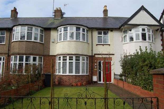 4 Bedrooms Terraced House for sale in Billing Road, Abington, Northampton NN1 5RR