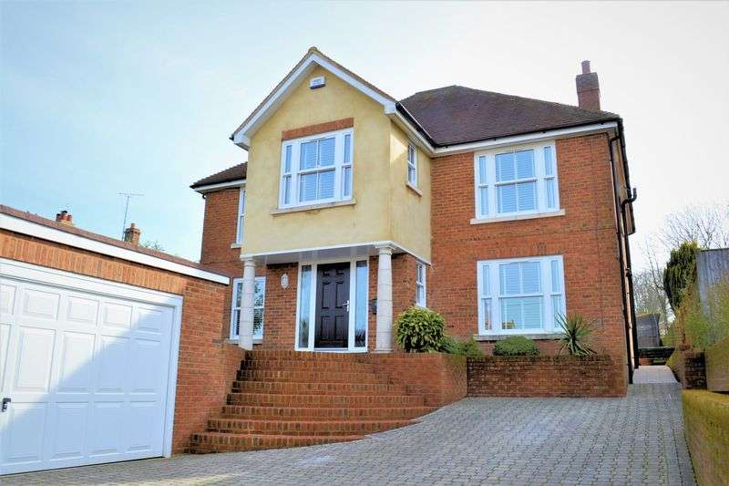 5 Bedrooms Detached House for sale in Shepherdswell
