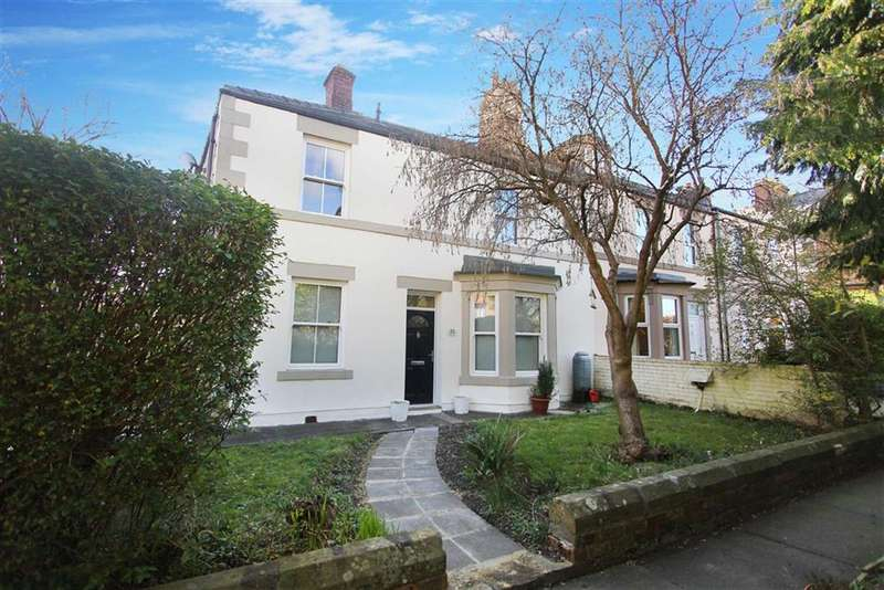 2 Bedrooms Property for sale in Bowsden Terrace, South Gosforth, Newcastle