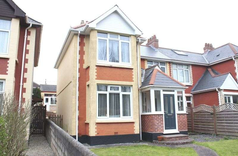 4 Bedrooms Semi Detached House for sale in Plymouth Road, Woodford, Plympton, Plymouth