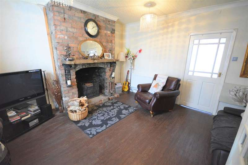 2 Bedrooms Terraced House for sale in Church Street, Shildon, DL4 1DS