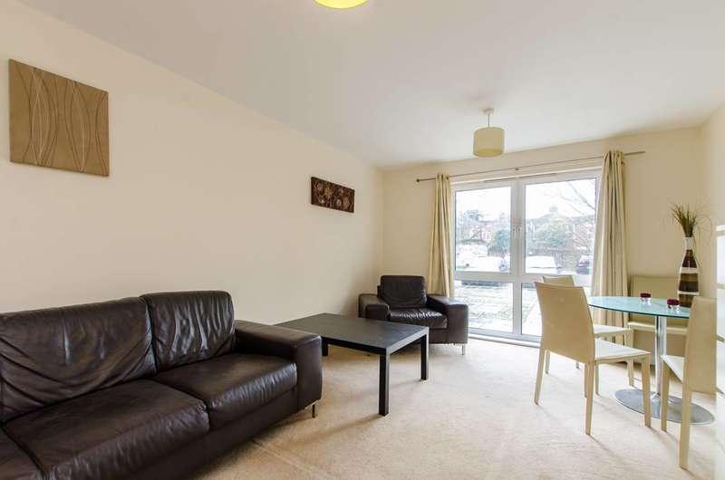 1 Bedroom Flat for sale in Effra Parade, Brixton, SW2