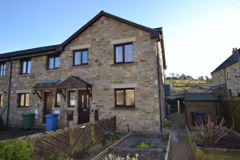 3 Bedrooms Terraced House for sale in The Maltings, Rothbury