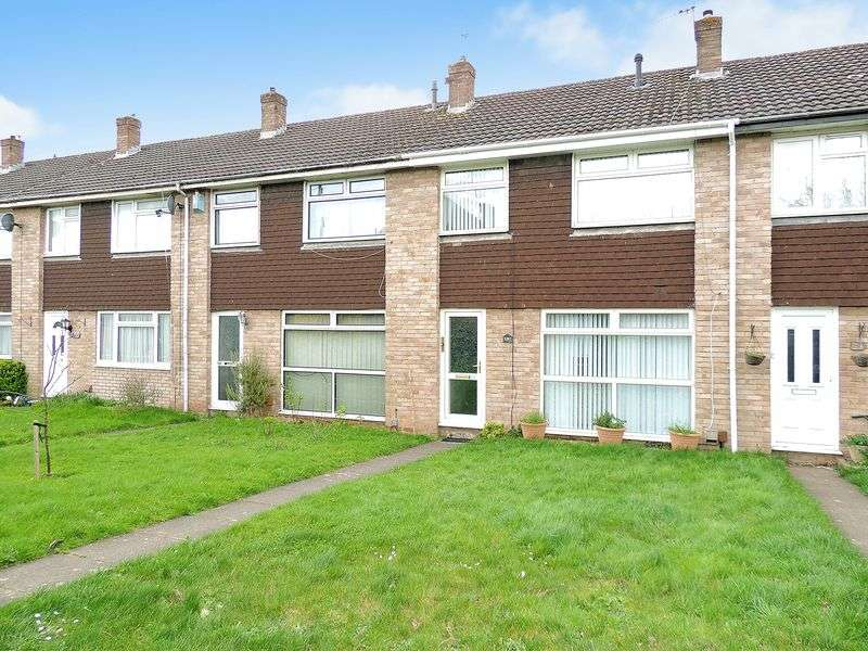 3 Bedrooms Terraced House for sale in Malvern Drive, Warmley, Bristol