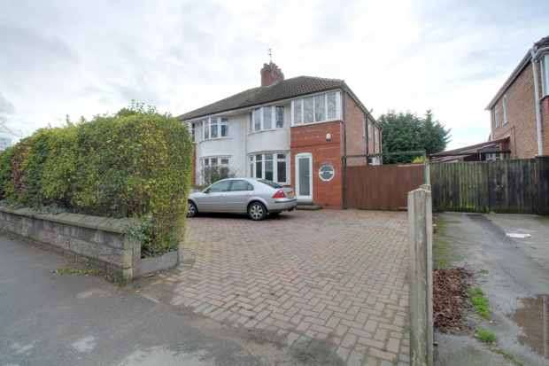 3 Bedrooms Semi Detached House for sale in New Chester Road, Birkenhead, Merseyside, CH62 9AF