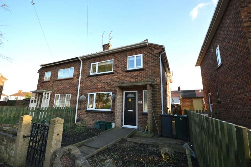 3 Bedrooms Semi Detached House for sale in Ansdell Road, Bentley, Doncaster, DN5