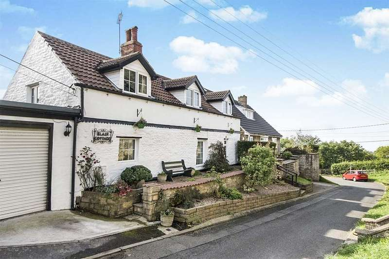 3 Bedrooms Detached House for sale in Blair Cottage Far Lane, Waddington, Lincoln, LN5