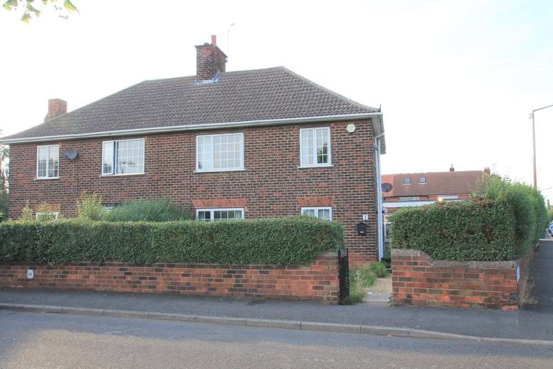 3 Bedrooms Semi Detached House for sale in The Circle, Rossington, Doncaster