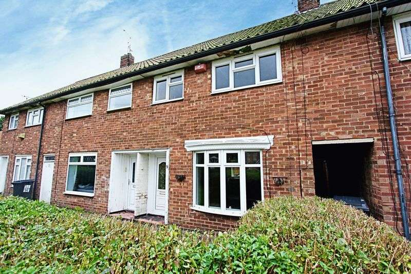 3 Bedrooms Terraced House for sale in Coldstream Close, Hull