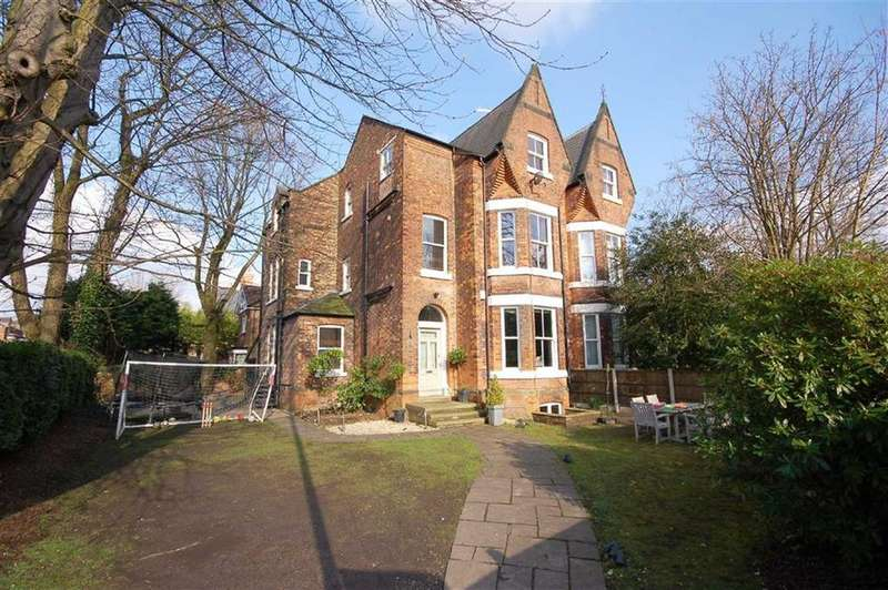 6 Bedrooms Semi Detached House for sale in Barlow Moor Road, Didsbury, Manchester, M20