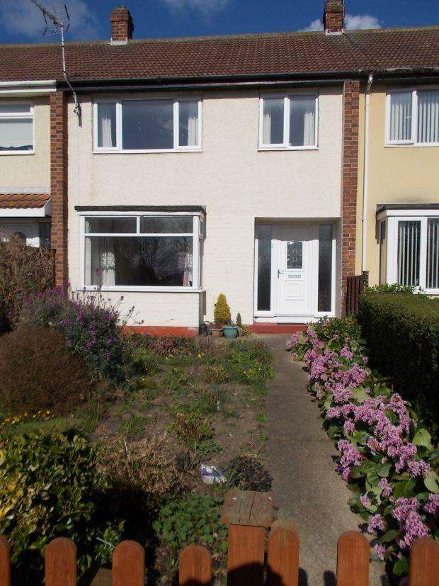 3 Bedrooms Terraced House for sale in FARNDALE ROAD, SEATON CAREW, HARTLEPOOL