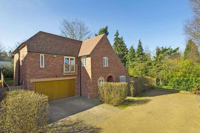 5 Bedrooms Detached House for sale in 35 Cow Lane, Bramcote, Nottinghamshire NG9 3DJ