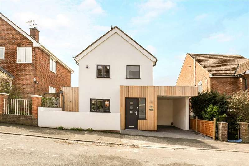 4 Bedrooms Detached House for sale in Worcester, Worcestershire