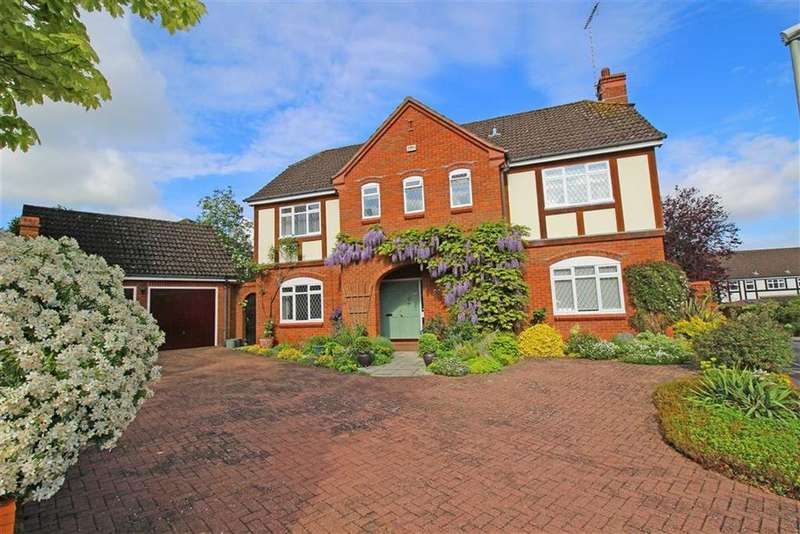 5 Bedrooms Detached House for sale in Chancel Way, Charlton Kings, Cheltenham, GL53