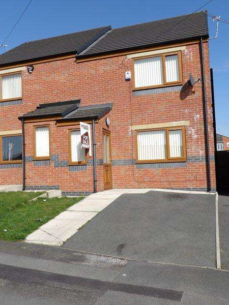 3 Bedrooms Semi Detached House for sale in Flint Street, Derker, Oldham OL1