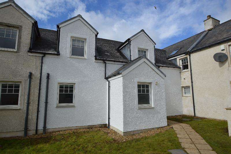 4 Bedrooms Terraced House for sale in Castlehill Farm, Stevenston, North Ayrshire, KA20 4LF