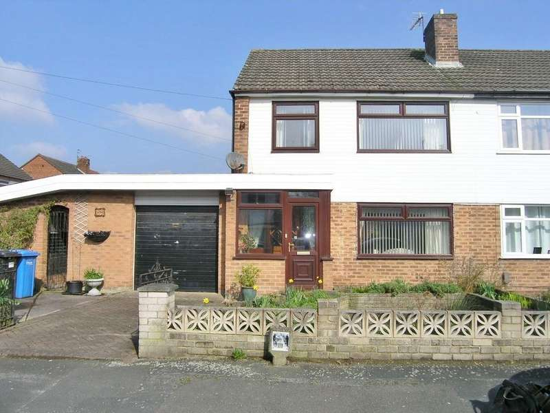 3 Bedrooms House for sale in Cliftonville Road, Woolston, Warrington