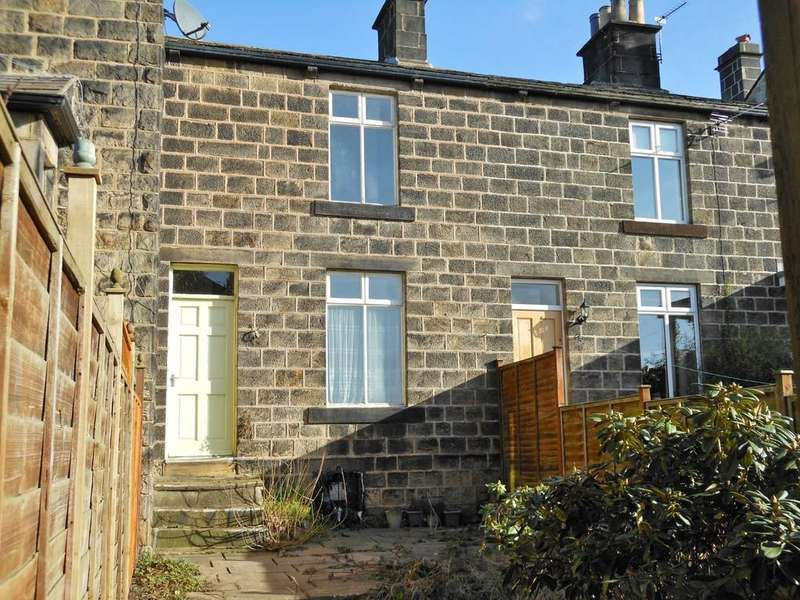 2 Bedrooms Terraced House for sale in Burley Lane, Horsforth
