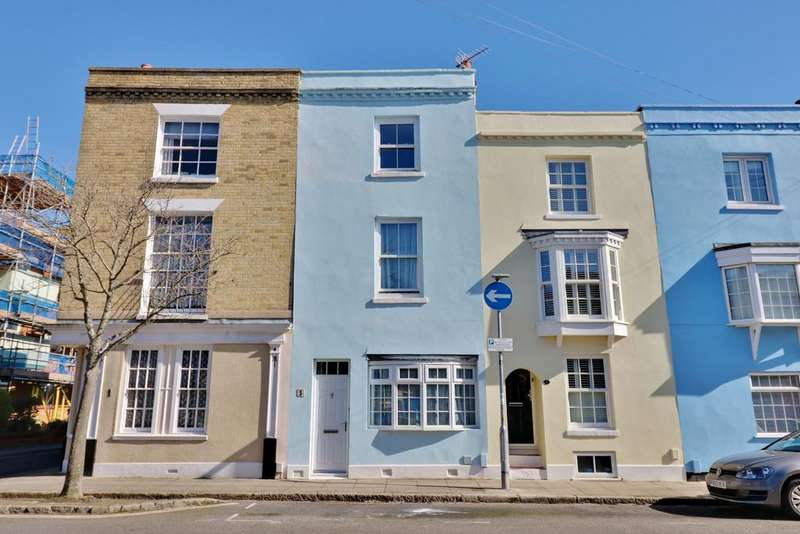4 Bedrooms Terraced House for sale in Great Southsea Street, Southsea