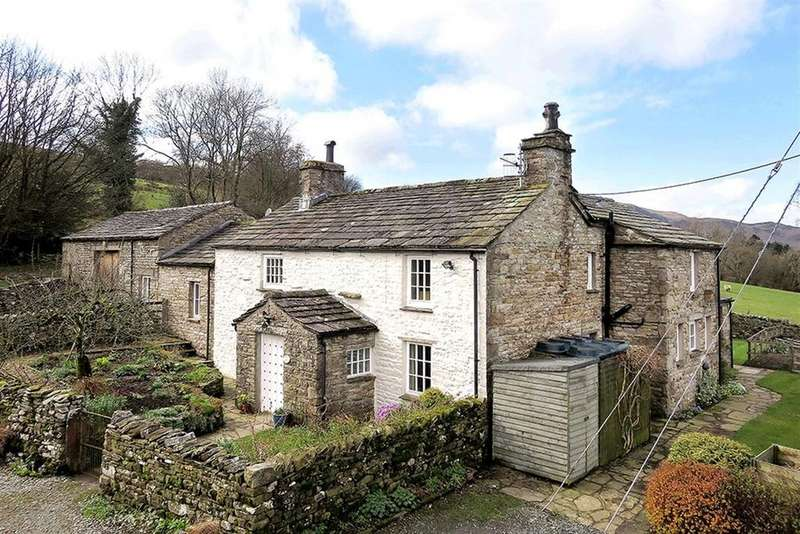4 Bedrooms Unique Property for sale in West Banks, Dent, Sedbergh, Cumbria