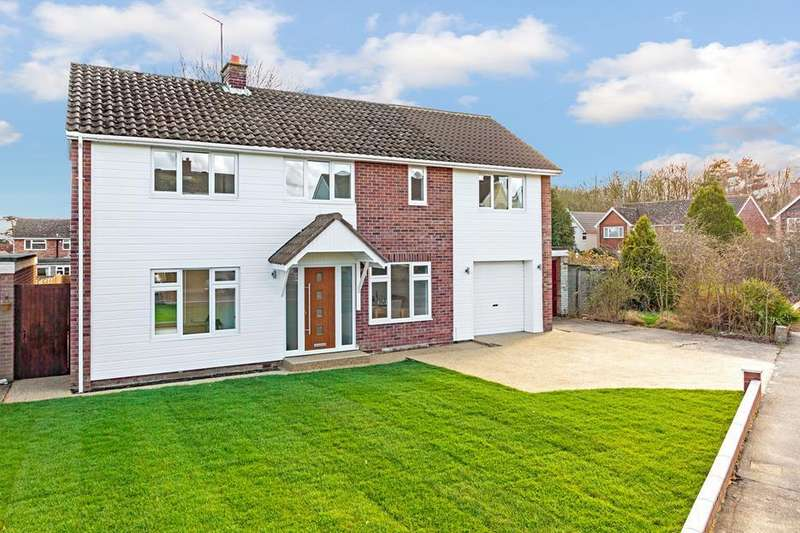 4 Bedrooms Detached House for sale in Chestnut Avenue, Gosfield, Halstead CO9