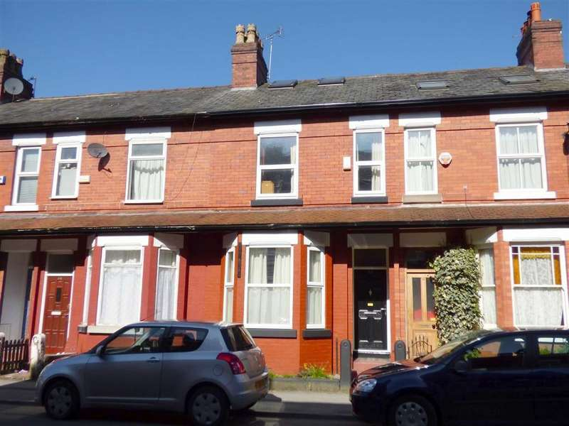 5 Bedrooms Terraced House for sale in Landcross Road, Fallowfield, Manchester, M14
