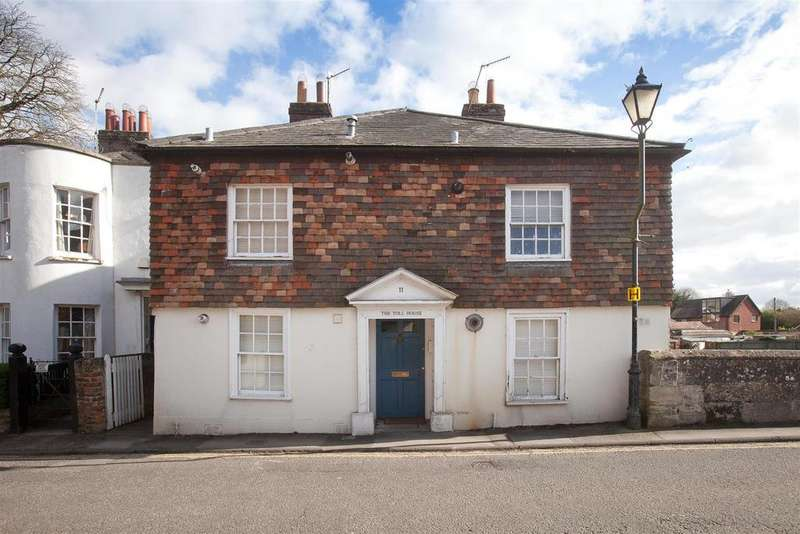1 Bedroom Flat for sale in St Nicholas Road, Salisbury