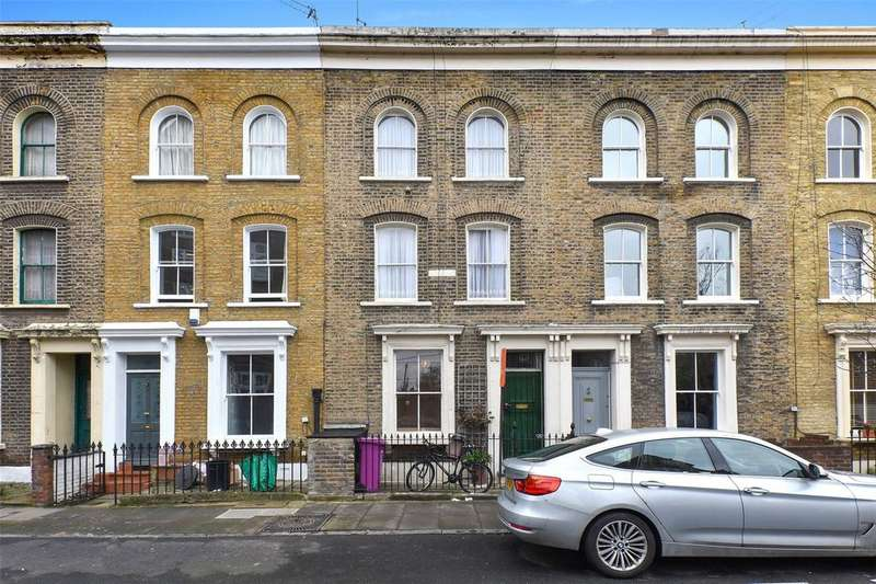 1 Bedroom Flat for sale in Chisenhale Road, Bow, London, E3