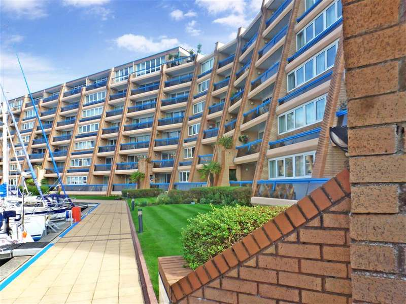 2 Bedrooms Apartment Flat for sale in Port Way, Port Solent, Portsmouth, Hampshire