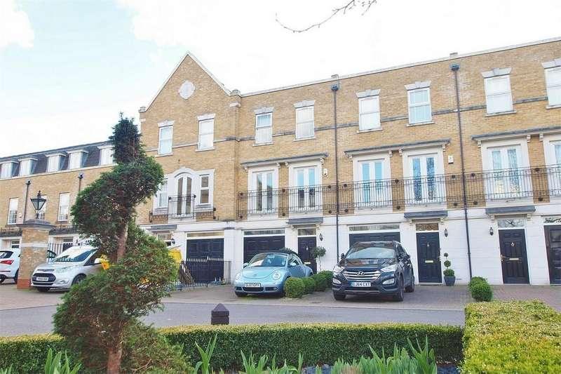 4 Bedrooms Town House for sale in St Martins Lane, Langley Park, Beckenham