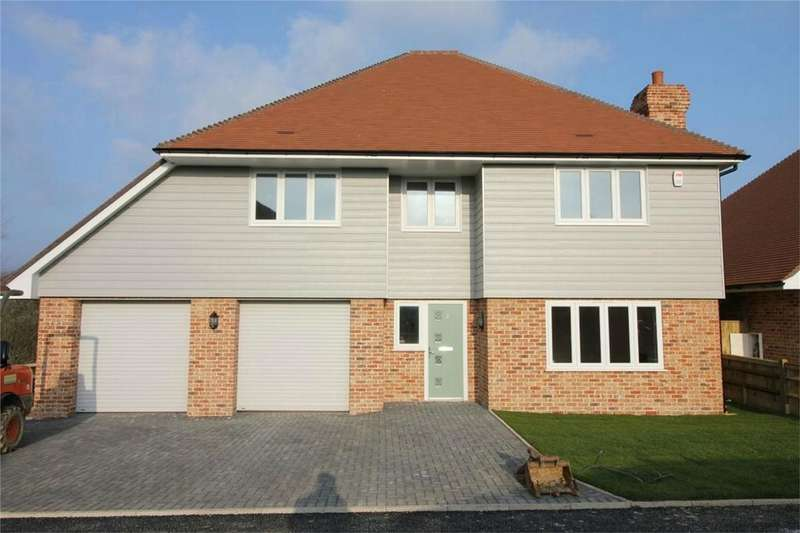 4 Bedrooms Detached House for sale in Ninfield Road, BEXHILL, East Sussex